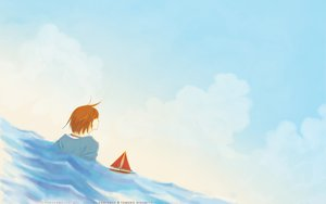 Rating: Safe Score: 15 Tags: clouds noda_megumi nodame_cantabile sky User: 秀悟