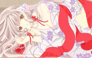 Rating: Safe Score: 39 Tags: chii chobits clamp signed vector watermark User: 秀悟