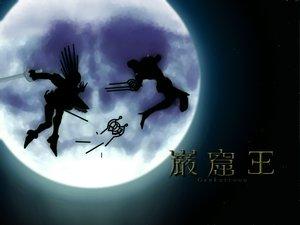 Rating: Safe Score: 4 Tags: gankutsuou mecha moon User: Oyashiro-sama