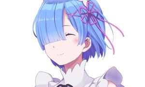 Rating: Safe Score: 83 Tags: aqua_hair headdress maid needle rem_(re:zero) re:zero_kara_hajimeru_isekai_seikatsu short_hair white User: RyuZU