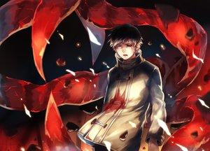 Rating: Safe Score: 92 Tags: all_male blood kaneki_ken katagawa_mika male tokyo_ghoul User: FormX