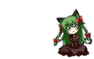 Rating: Safe Score: 53 Tags: animal_ears catgirl chibi cosplay fang kagiyama_hina nosada tail touhou white User: SciFi