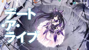 Rating: Safe Score: 130 Tags: blue_hair date_a_live dress long_hair yatogami_tohka User: NagatoNeko