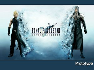 Rating: Safe Score: 6 Tags: cloud_strife final_fantasy final_fantasy_vii final_fantasy_vii_advent_children sephiroth User: Oyashiro-sama