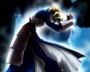 Rating: Safe Score: 13 Tags: artoria_pendragon_(all) fate_(series) fate/stay_night saber User: Oyashiro-sama