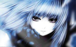 Rating: Safe Score: 142 Tags: blue_hair coffee-kizoku king_of_fighters kula_diamond red_eyes User: Mund