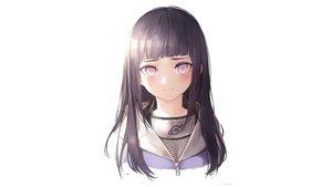 Rating: Safe Score: 55 Tags: black_hair headband hyuuga_hinata long_hair naruto naruto_shippuden ninja purple_eyes ryota_(ry_o_ta) signed white User: Hakha