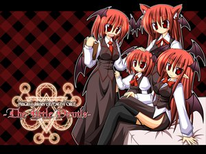 Rating: Safe Score: 9 Tags: demon koakuma pointed_ears touhou User: Oyashiro-sama