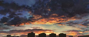 Rating: Safe Score: 21 Tags: city clouds cropped dualscreen nobody nodata original photoshop scenic sky sunset User: Dummy