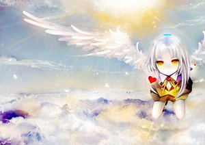 Rating: Safe Score: 33 Tags: angel_beats! tachibana_kanade User: HawthorneKitty