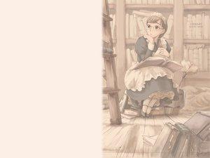 Rating: Safe Score: 3 Tags: emma maid mori_kaoru victorian_romance_emma User: Oyashiro-sama
