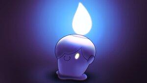 Rating: Safe Score: 10 Tags: close fire higa-tsubasa litwick nobody pokemon polychromatic User: otaku_emmy