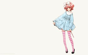 Rating: Safe Score: 20 Tags: aria_vancleef blue_eyes dress littlewitch lolita_fashion oyari_ashito pink_hair short_hair shoujo_mahou_gaku_little_witch_romanesque skirt skirt_lift thighhighs white User: 秀悟