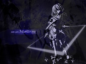 Rating: Safe Score: 16 Tags: blue izayoi_sakuya knife logo maid silhouette thighhighs touhou weapon User: Oyashiro-sama