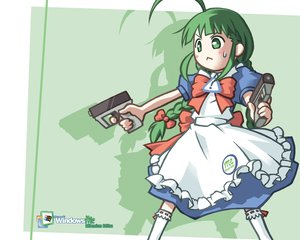 Rating: Safe Score: 6 Tags: anthropomorphism gun me os-tan weapon windows User: Oyashiro-sama