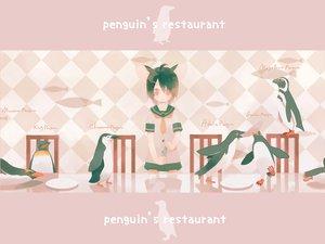 Rating: Safe Score: 5 Tags: animal mitsuki_mouse penguin tagme User: Xtea