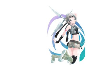 Rating: Safe Score: 12 Tags: final_fantasy final_fantasy_vii white yuffie_kisaragi User: Oyashiro-sama