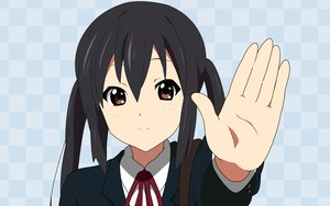 Rating: Safe Score: 45 Tags: close k-on! nakano_azusa seifuku User: pantu