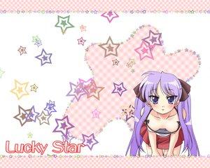 Rating: Safe Score: 34 Tags: animated breasts cleavage hiiragi_kagami lucky_star User: Oyashiro-sama