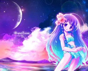 Rating: Safe Score: 12 Tags: bikini moon sky swimsuit User: Oyashiro-sama