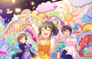 Rating: Safe Score: 10 Tags: annin_doufu hori_yuuko idolmaster idolmaster_cinderella_girls idolmaster_cinderella_girls_starlight_stage katagiri_sanae oikawa_shizuku User: RyuZU