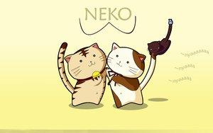 Rating: Safe Score: 18 Tags: animal cat shuffle User: Oyashiro-sama