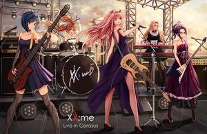 Rating: Safe Score: 30 Tags: darling_in_the_franxx dress drums group guitar horns ichigo_(darling_in_the_franxx) ikuno_(darling_in_the_franxx) instrument kokoro_(darling_in_the_franxx) microphone miku_(darling_in_the_franxx) moon_yuzuriha piano thighhighs twintails zero_two User: RyuZU