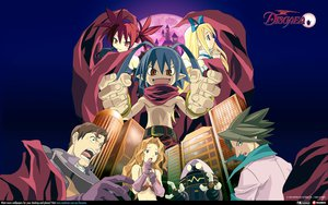 Rating: Safe Score: 14 Tags: disgaea etna flonne laharl pointed_ears User: Sirsh