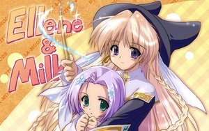 Rating: Safe Score: 3 Tags: ellene_sylvana komatsu_eiji majokko_a_la_mode milky_milkcock witch User: Oyashiro-sama
