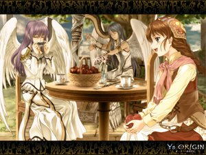 Rating: Safe Score: 32 Tags: angel wings ys ys_origin User: Oyashiro-sama