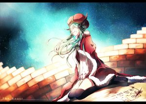 Rating: Safe Score: 75 Tags: akatonbo aka_tonbo_(lovetow) crying hatsune_miku tears vocaloid User: luckyluna