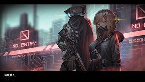 Rating: Safe Score: 52 Tags: gun mask original robot watermark weapon yurichtofen User: FormX