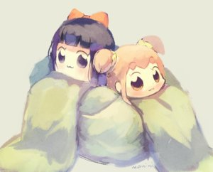 Rating: Safe Score: 12 Tags: manino_(mofuritaionaka) pipimi pop_team_epic popuko User: FormX