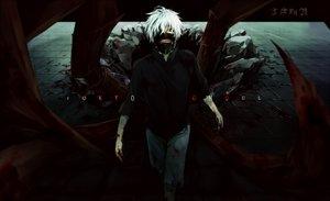 Rating: Safe Score: 184 Tags: all_male blood dark kaneki_ken male mask nameco3 red_eyes short_hair tokyo_ghoul white_hair User: Flandre93