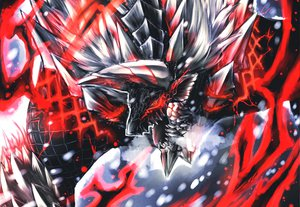 Rating: Safe Score: 80 Tags: chankodining_waka demon horns jinouga monster_hunter User: Wiresetc
