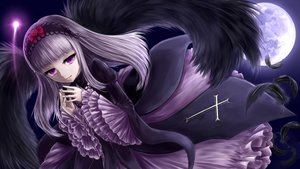 Rating: Safe Score: 69 Tags: rozen_maiden suigintou tagme_(artist) User: Precursor