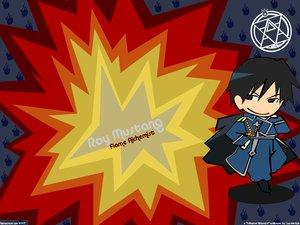 Rating: Safe Score: 0 Tags: fullmetal_alchemist roy_mustang uniform User: Oyashiro-sama