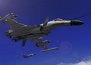 Rating: Safe Score: 26 Tags: aircraft combat_vehicle macross macross_zero military mizuki_ame sky User: RyuZU