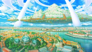 Rating: Safe Score: 77 Tags: city landscape original scenic senko_doki sky User: FormX