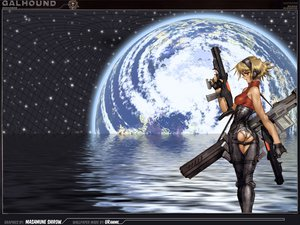 Rating: Safe Score: 46 Tags: gun panties shirow_masamune underwear weapon User: Oyashiro-sama