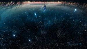 Rating: Safe Score: 85 Tags: night original sky stars y_y_(ysk_ygc) User: FormX