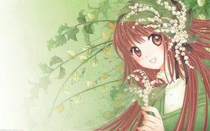 Rating: Safe Score: 39 Tags: clamp flowers hanato_kobato kobato vector User: Maboroshi