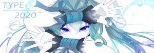 Rating: Safe Score: 115 Tags: 7th_dragon_2020 aqua_hair blue_eyes bubbles dualscreen hatsune_miku long_hair sen_ya twintails vocaloid wristwear User: Flandre93