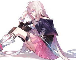 Rating: Safe Score: 60 Tags: ia kanekiru long_hair vocaloid User: mattiasc02