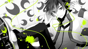 Rating: Safe Score: 51 Tags: headphones polychromatic vocaloid User: Maboroshi
