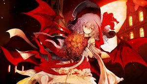 Rating: Safe Score: 32 Tags: aliasing remilia_scarlet touhou yoshioka_yoshiko User: luckyluna