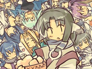 Rating: Safe Score: 4 Tags: eruruw utawarerumono User: Oyashiro-sama