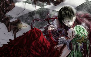 Rating: Safe Score: 65 Tags: cc code_geass lelouch_lamperouge male witchonly User: Tensa