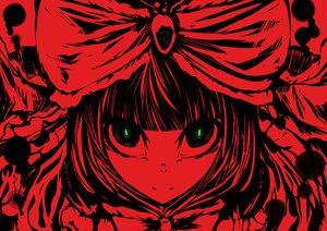 Rating: Safe Score: 54 Tags: bow close kagiyama_hina mito_(calcomer) polychromatic red touhou User: PAIIS