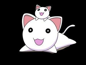 Rating: Safe Score: 24 Tags: animal azumanga_daioh cat nekokoneko transparent User: Oyashiro-sama